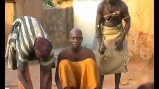 جن گیری در آفریقا