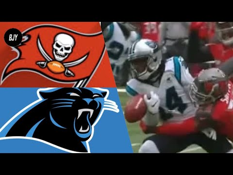 Panthers vs Buccaneers Week 6 Highlights | NFL 2019
