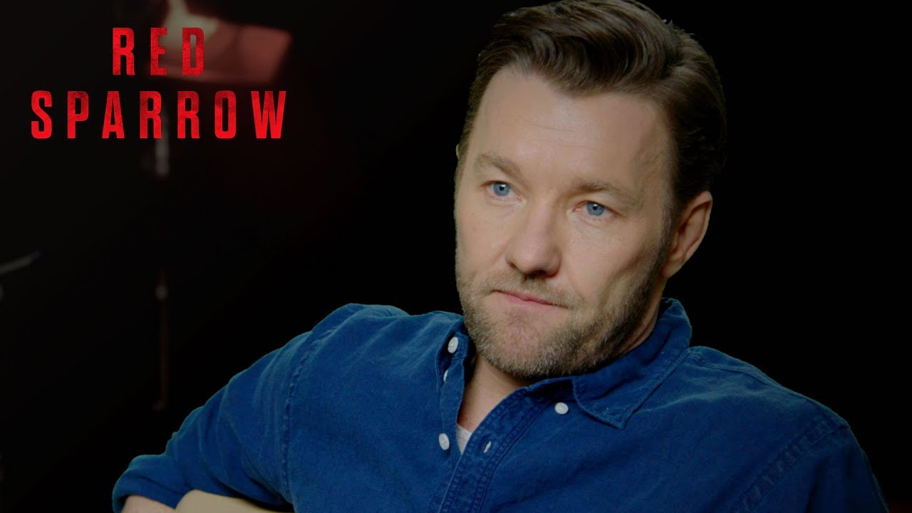 Red Sparrow | Meet Nate | 20th Century FOX
