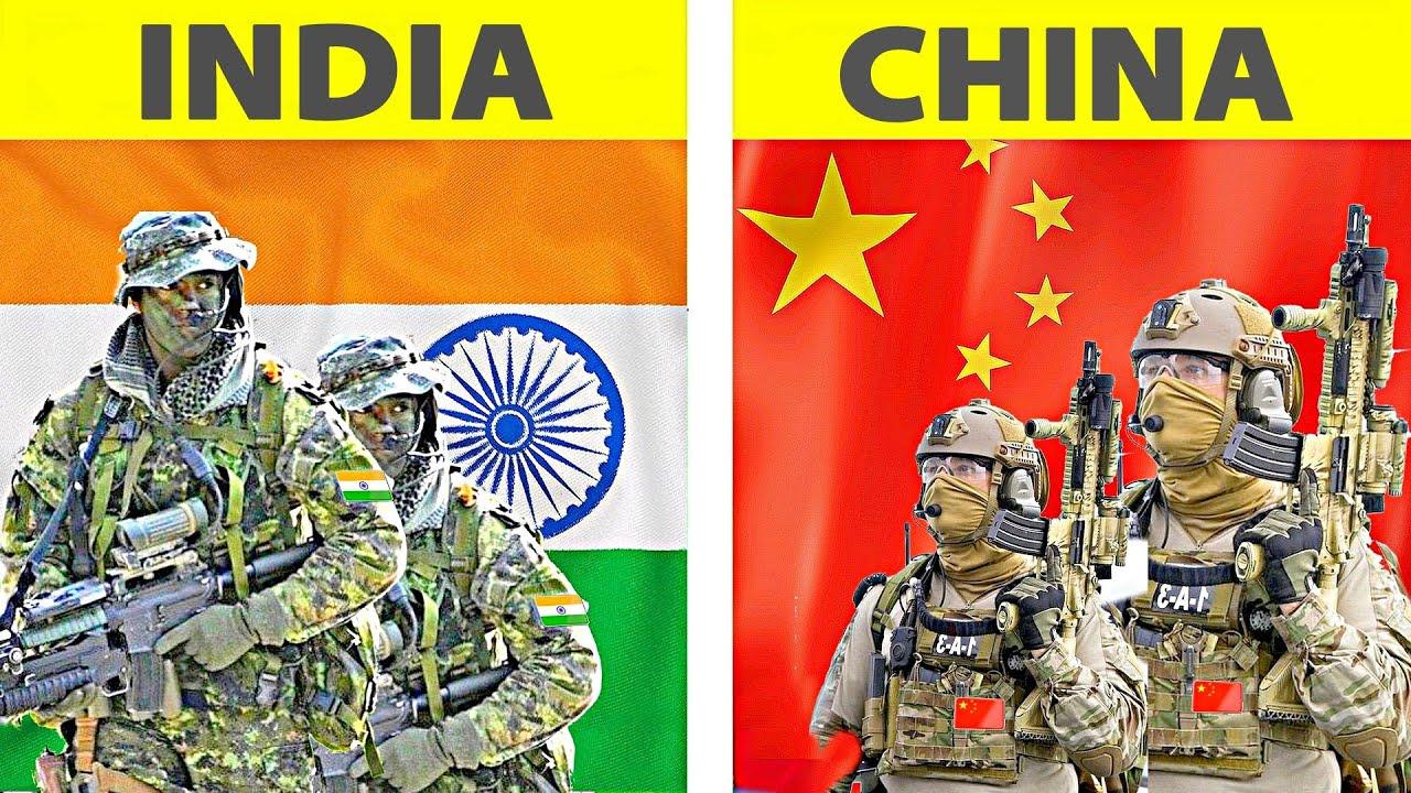 India Vs China | Military Comparison | 2020
