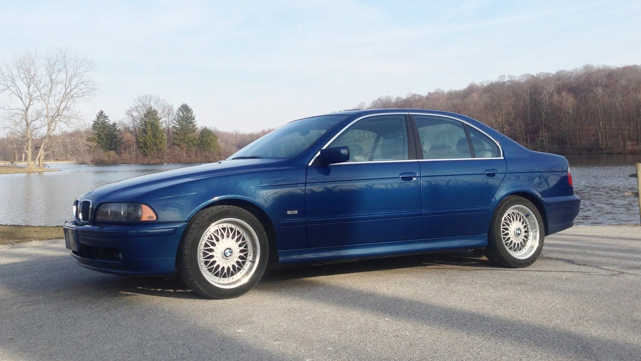 Kennan's 2001 BMW E39 525i Introduction   YouTube