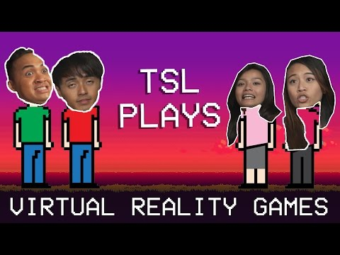 TSL Plays: Virtual Reality Games In Singapore + GIVEAWAY!