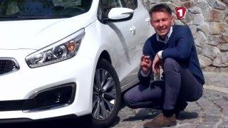 видео Тест-драйв автомобиля Kia Cee'd