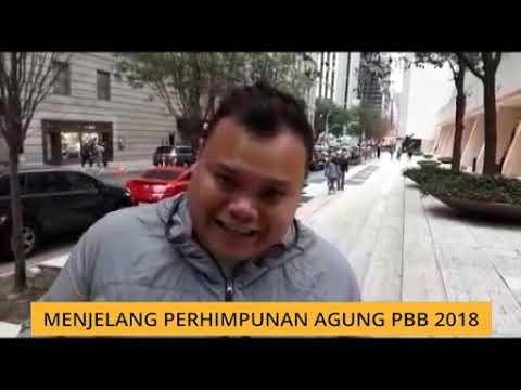 Komen Pagi 24 Sept : Apa cerita Tun Mahathir di London dan menjelang UNGA 2018