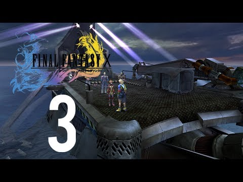 Let's Play Final Fantasy X Part 3: A Boy Named Goo - Controller Freaks