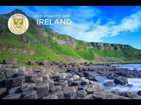 AHI Travel Ireland ~ Wild Atlantic Way