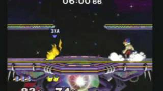 Forward(Falco) vs Axe(Pikachu) 3