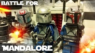 LEGO Star Wars - Battle for mandalore 2016 (Bitwa o mandalorę remake)