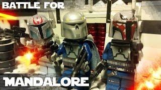 LEGO Star Wars - Battle for mandalore 2016 (Bitwa o mandalorę remake)