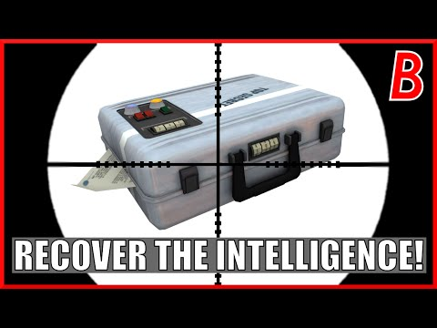 Airsoft Sniper Cam - RECOVER THE INTELLIGENCE! | Bodgeups Airsoft