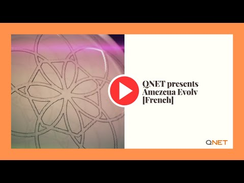 QNET presents Amezcua Evolv