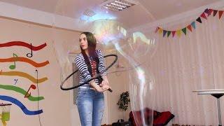 Магнитогорск Шоу Гигантских Мыльных Пузырей