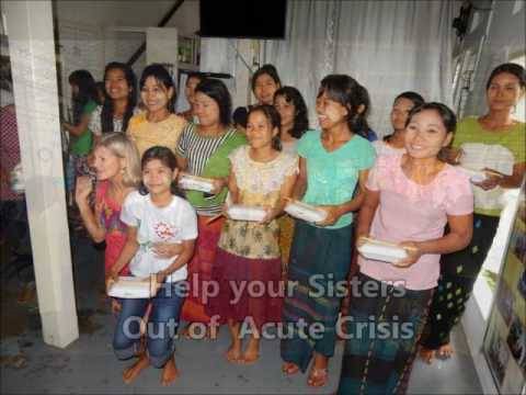 Myanmar's Women Garment Workers Association- Thone Pan Hla