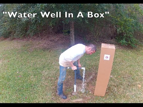 Do It Yourself Water Well Drilling