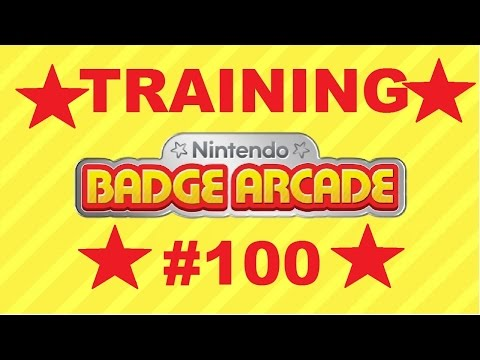 Let's Training: Nintendo Badge Arcade [#100][German] Danke an alle meine Zuschauer!