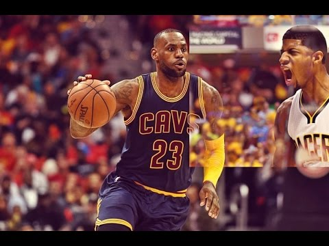 NBA 2k14 Cleveland Cavaliers Vs Indiana Pacers (New Updated Roster August 10th, 2016)