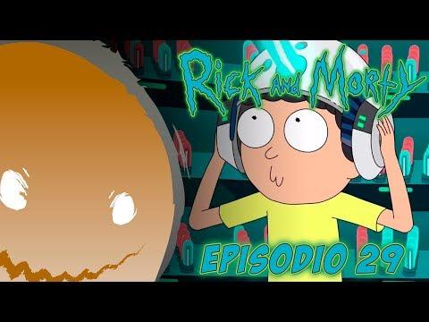 [C.H.A.O.S.] Rick y Morty - Sabía que las ardillas eran siniestras!! | Episodio 29