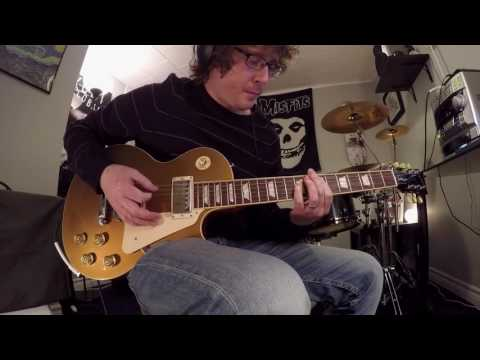 Alkaline Trio - Sleepyhead (Guitar Cover)
