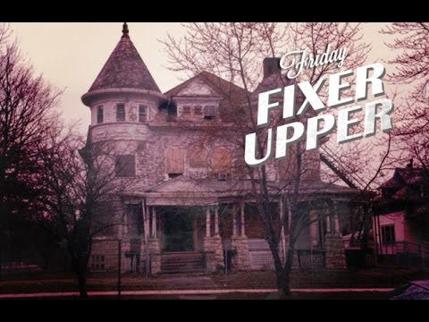 An Old House Love Story: How One Man is Saving a 9,000 sq. ft. Victorian Fixer-Upper