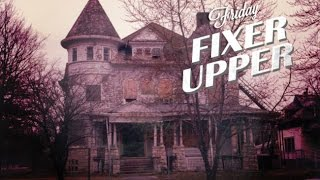 An Old House Love Story: How One Man Is Saving A 9,000 Sq. Ft. Victorian Fixer Upper