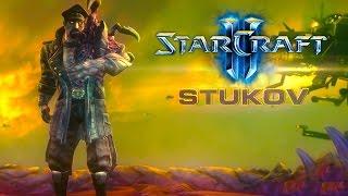 Star Craft II - Official Co-op Commander Preview: Alexei Stukov