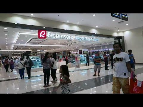 Robinson's Mall Jaro Iloilo GRAND OPENING 9-8-2016 ~ Video 1 of 2 ~ Iloilo City, Philippines