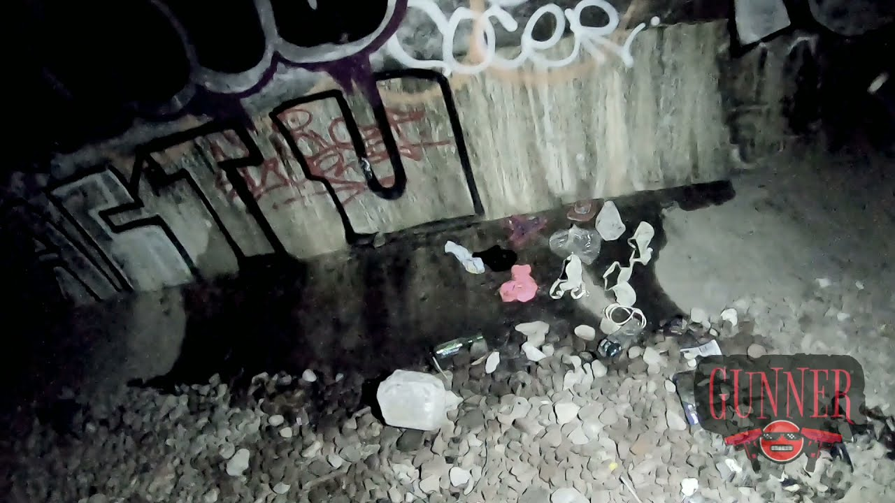 De Vuelta Al Tunel Y Vemos Esta Asquerosidad NECESITAN CERRARLO YA