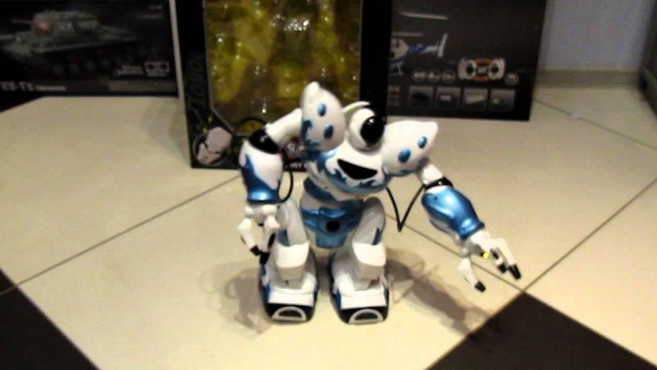 Видео робот на пульте управления с камерой фильтр nd4 для бпла spark