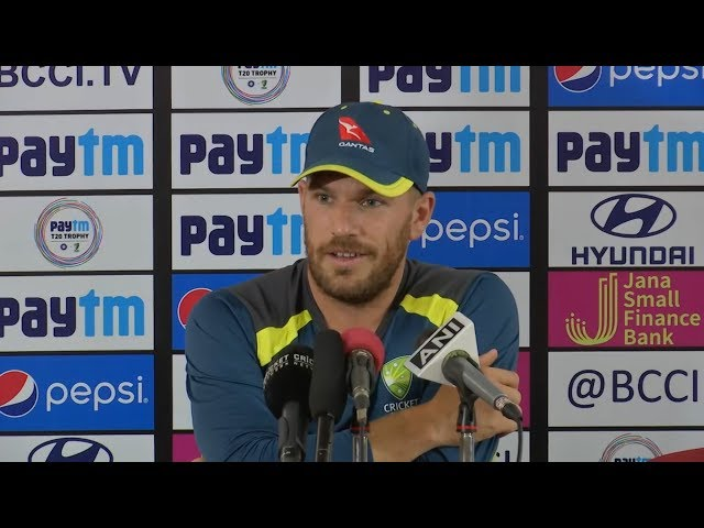 Series an opportunity to test our skills against the best in the world - Aaron Finch