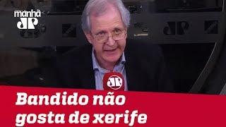 Augusto - Coaf: Bandidos não gostam das ideias do xerife thumbnail