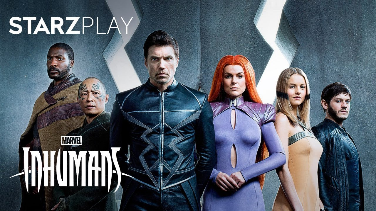 Download Marvel Inhumans, Season 1   Trailer   STARZPLAY