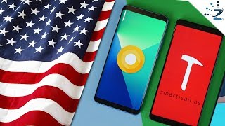Top 10 Budget China Phones with USA LTE 🇺🇸 #2018