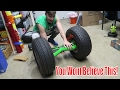Building Worlds LARGEST HOVERBOARD!!!