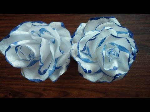 coffee filter roses how to make roses easily diy roses