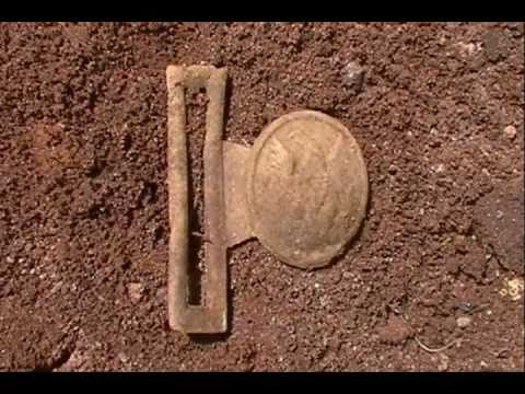 Recovering Relics #48 - Metal Detecting - Pre-Civil War Eagle Buckle