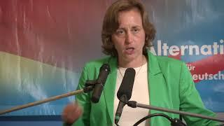 Vortrag von Beatrix von Storch zu Sozial- und Zuwanderungspolitik