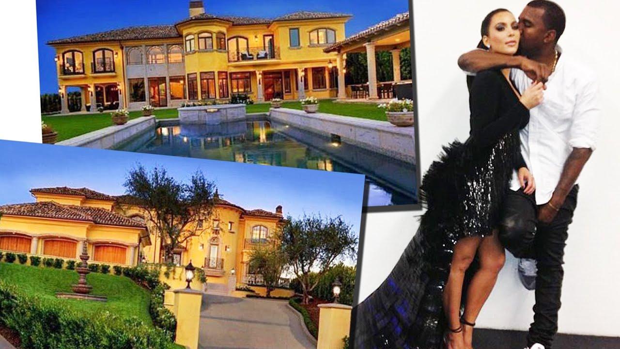 La mansi n de kim kardashian y kanye west youtube for Decoracion casa kim kardashian