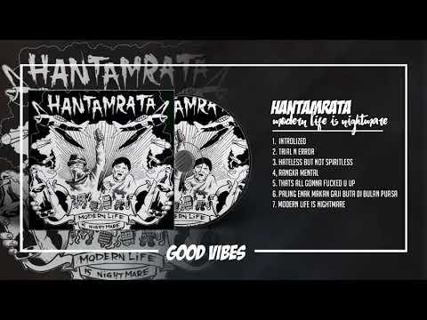 Hantamrata - Modern Life Is Nightmare EP (2009)