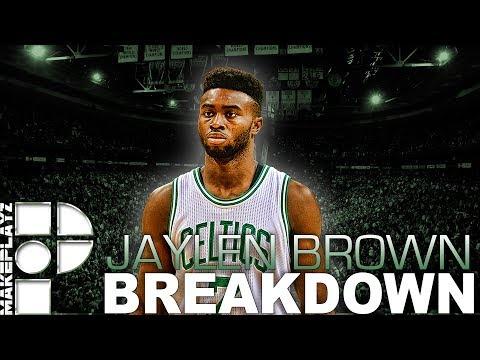 Jaylen Brown Rookie Breakdown! The Process is Underway.
