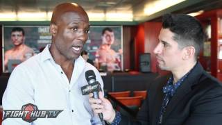 Bernard Hopkins sees Arthur Abraham as next fight; Says he did not see Mayweather vs. Berto