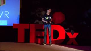 FEVR, A Virtual Reality Headset | Faisal Qureshi | TEDxYouth@RWADubai