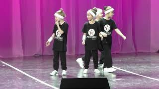 Конкурс детских танцевальных коллективов 2017