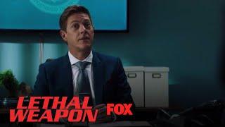 Gina Santos Tells Captain Brooks That He