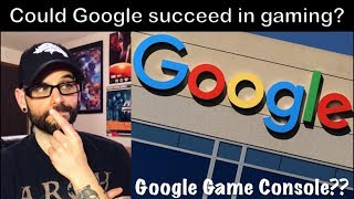 Is GOOGLE making a new gaming console?! *RUMOR* | Ro2R