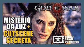 IDENTIDADE DE PERSONAGEM REVELADA E JORNADA INTEIRA EM UMA CENA [God of War]