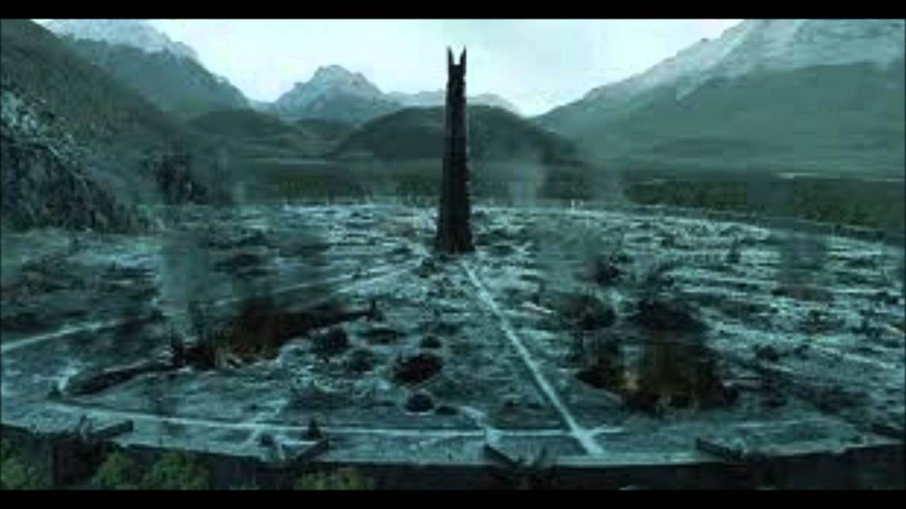 Isengard theme  YouTube