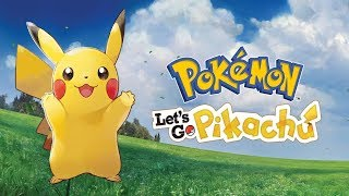 [GP] Pokémon Lets Go Pikachu - Nintendo Switch 16.Part By Vitali