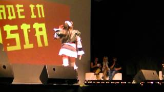 Zecty (Shining Tears X Wing) Cosplay Made in Asia 2011