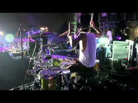 Cypress Hill and Travis Barker perform Rock Superstar