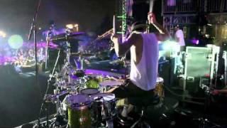 Cypress Hill and Travis Barker perform Rock Superstar